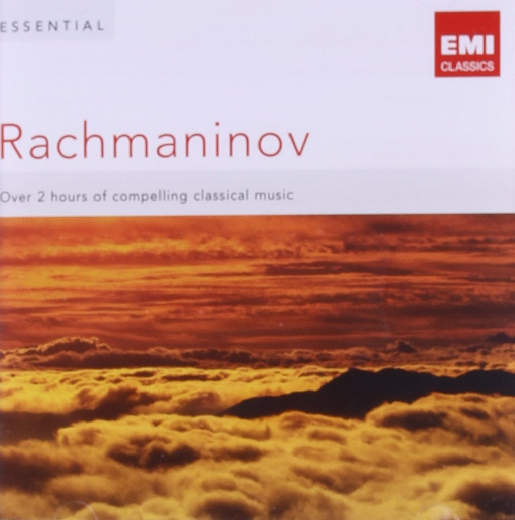 ESSENTIAL RACHMANINOV (2 CDs)