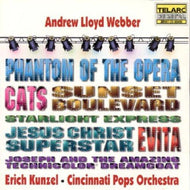 Andrew Lloyd Webber: Music from His Musicals - Erich Kunzel and the Cincinnati Pops Orchestra