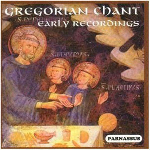 GREGORIAN CHANT: EARLY INTERPRETERS (2 CDS)