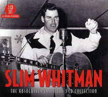 Load image into Gallery viewer, SLIM WHITMAN: The Absolutely Essential 3 CD Collection