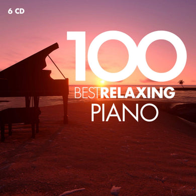 100 BEST RELAXING PIANO (6 CDs)