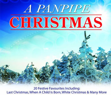 A PANPIPE CHRISTMAS: 20 Festive Favourites - FREE THE SPIRIT