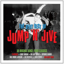 Load image into Gallery viewer, The Very Best of Jump 'N' Jive (2 CDs)