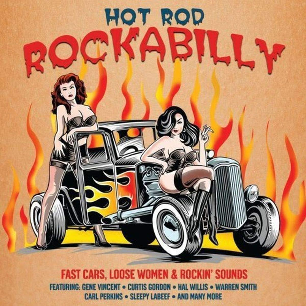 Hot Rod Rockabilly - Various Artists (2 CDS)