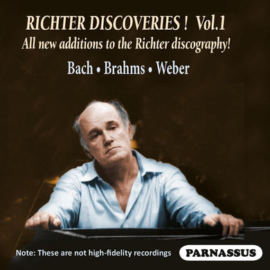 RICHTER DISCOVERIES! VOL. 1