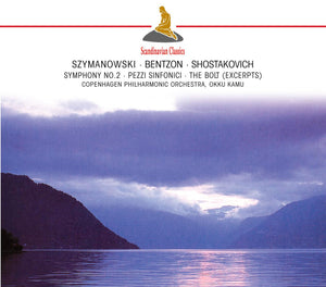 BENTZON: Pezzi Sinfonici;  SHOSTAKOVICH: Selections from