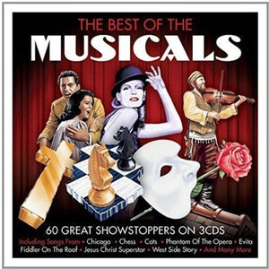 BEST OF THE MUSICALS (3 CDS)