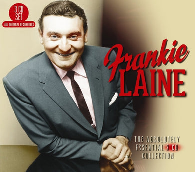 FRANKIE LAINE: The Absolutely Essential Collection (3 CDs)