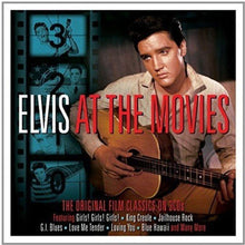 Load image into Gallery viewer, ELVIS PRESLEY: Elvis At The Movies (3CDS)