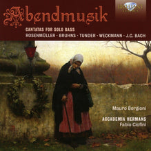 Load image into Gallery viewer, ABENDMUSIK: Cantatas for Solo Bass