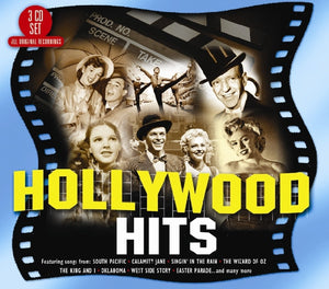 HOLLYWOOD HITS: 3 CDs