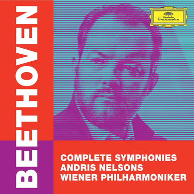 BEETHOVEN: COMPLETE SYMPHONIES - ANDRIS NELSONS, VIENNA PHILHARMONIC (5 CDS + BLU-RAY AUDIO)