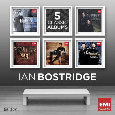 5 Classic Albums: Ian Bostridge (5 CDS)