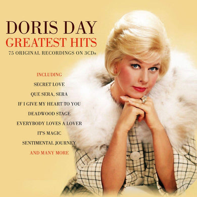 DORIS DAY: Greatest Hits (3 CDs)