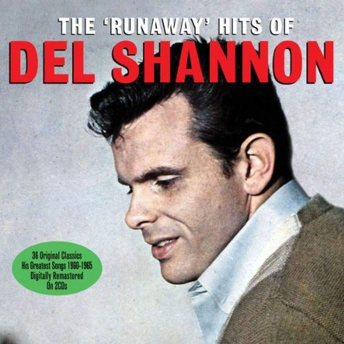 DEL SHANNON: The Runaway (2 CDs)