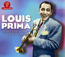 Load image into Gallery viewer, LOUIS PRIMA: The Absolutely Essential 3 CD Collection