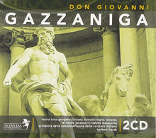 Load image into Gallery viewer, GAZZANIGA: DON GIOVANNI (2 CDS)