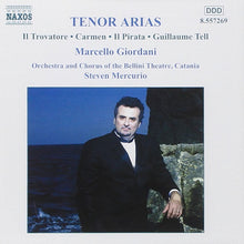 Load image into Gallery viewer, GIORDANI: Tenor Arias
