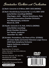 Load image into Gallery viewer, RICHTER WITH ORCHESTRA (DVD)