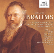 Load image into Gallery viewer, BRAHMS: PORTRAIT (10 CDS)