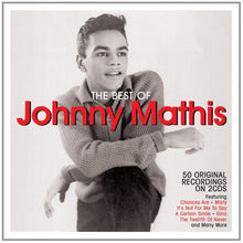 Load image into Gallery viewer, JOHNNY MATHIS: Best Of (2 CDs)