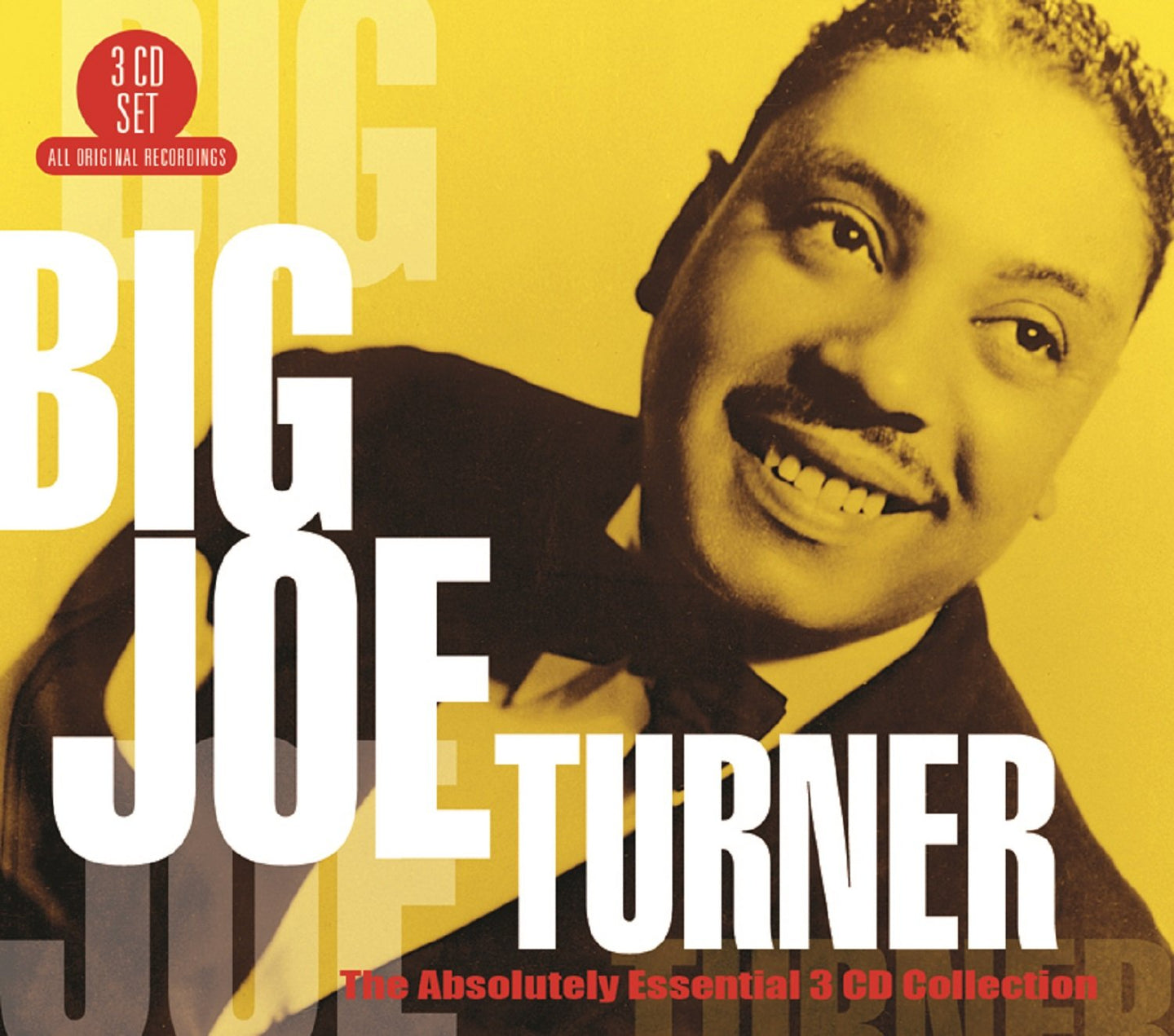 BIG JOE TURNER: The Absolutely Essential Collection