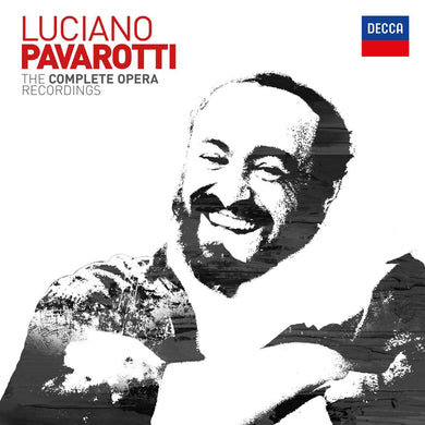 LUCIANO PAVAROTTI: THE COMPLETE OPERAS (101 CDS)