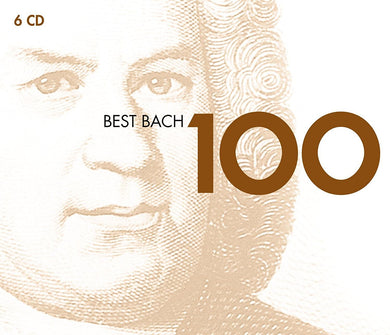 100 BEST BACH (6 CDs)