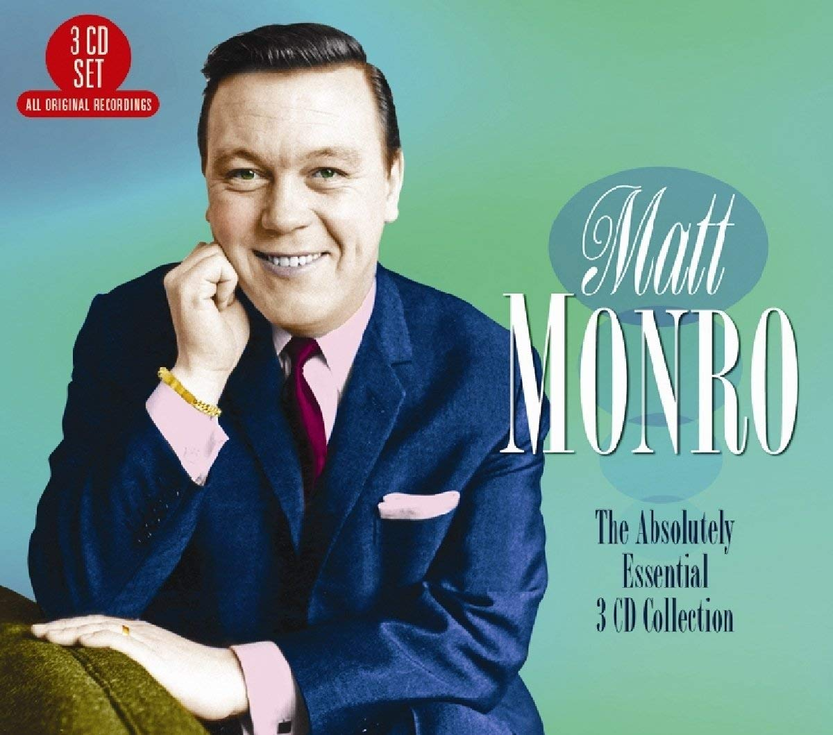 MATT MONRO: The Absolutely Essential 3 CD Collection