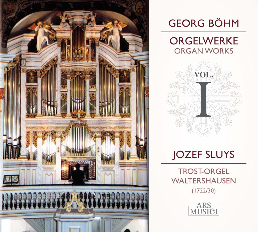 BOHM: ORGAN WORKS, VOL. 1 - SLUYS