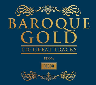 BAROQUE GOLD: 100 GREAT TRACKS (6 CDs)