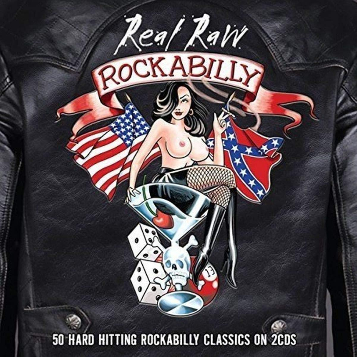 Real Raw Rockabilly - Various Artists