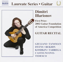 Load image into Gallery viewer, DIMITRI ILLARIONOV: Guitar Recital