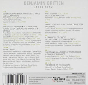 Britten: 100th Anniversary Collection (10 CDs)