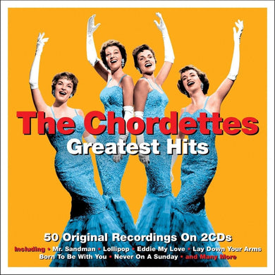 CHORDETTES: Greatest Hits (2 CDS)