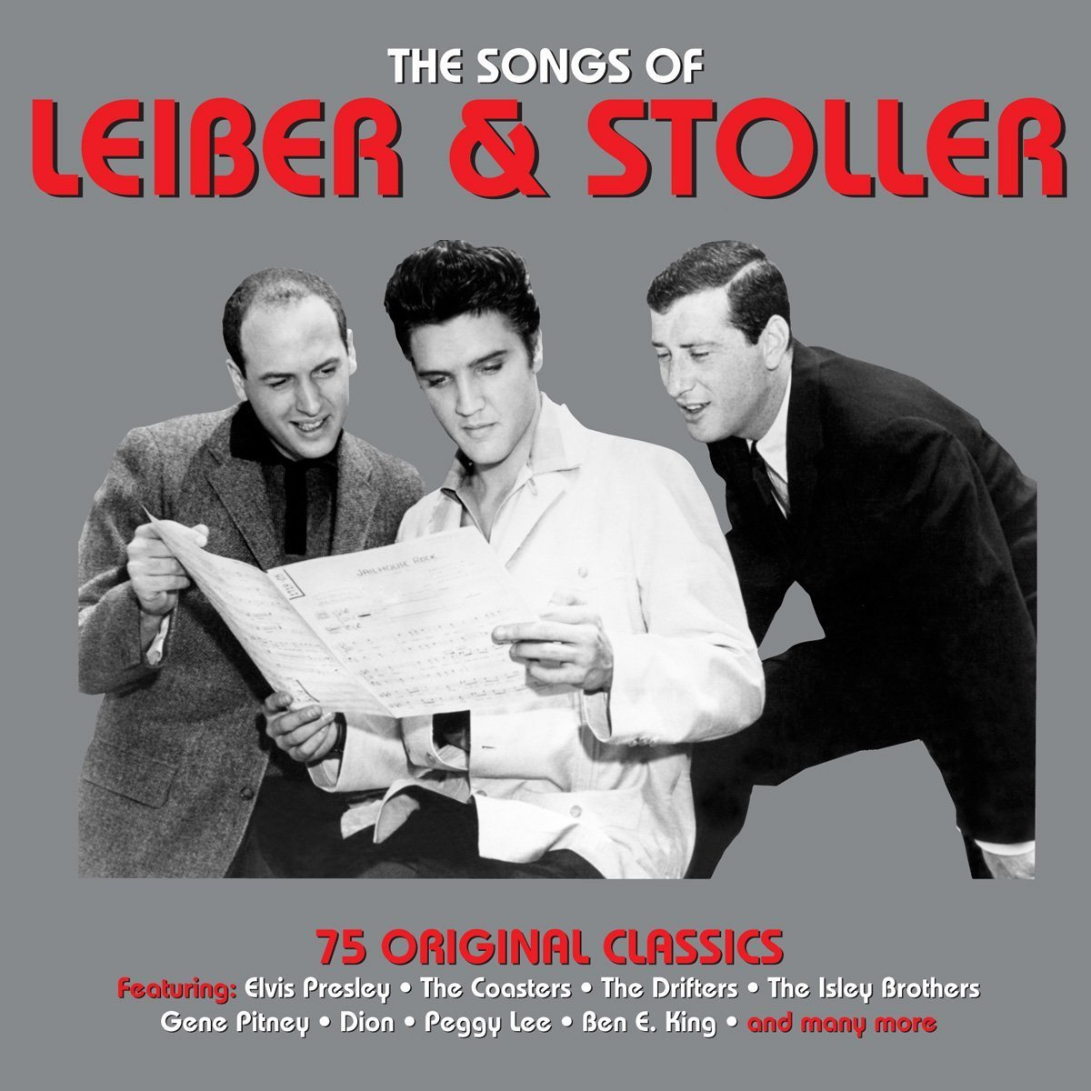 Songs of Lieber and Stoller (3 CDs)