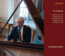 Load image into Gallery viewer, MOZART: PIANO WORKS - PAUL BADURA-SKODA