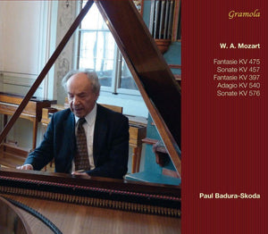 MOZART: PIANO WORKS - PAUL BADURA-SKODA