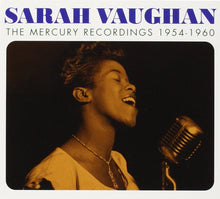 Load image into Gallery viewer, Sarah Vaughan: The Mercury Recordings 1954-1960 (3 CDs)