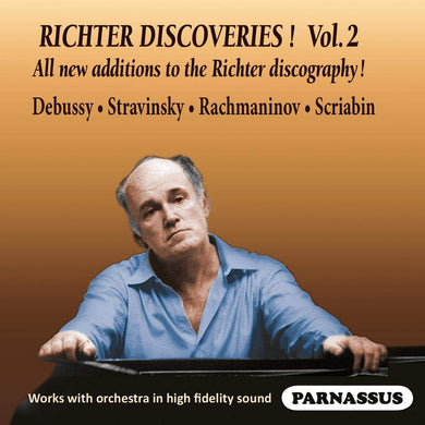 RICHTER DISCOVERIES, VOLUME 2