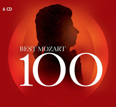 100 Best Mozart (6 CDs)