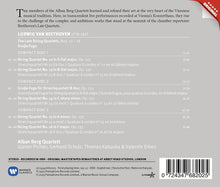 Load image into Gallery viewer, BEETHOVEN: LATE STRING QUARTETS - ALBAN BERG QUARTET (3 CDS)
