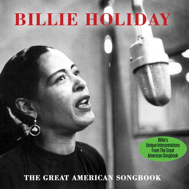 BILLIE HOLIDAY: The Great American Songbook (2 CDs)