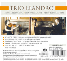 Load image into Gallery viewer, TRIO LEANDRO: Trio Leandro (Hybrid SACD)