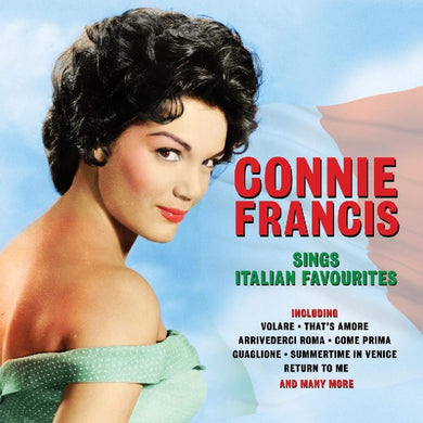 CONNIE FRANCIS: Sings Italian Favorites (2 CDs)