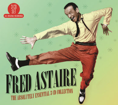 FRED ASTAIRE: The Absolutely Essential Collection (3 CDs)