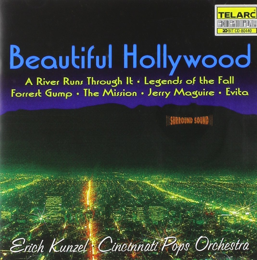 Beautiful Hollywood - Erich Kunzel, Cincinnati Pops Orchestra