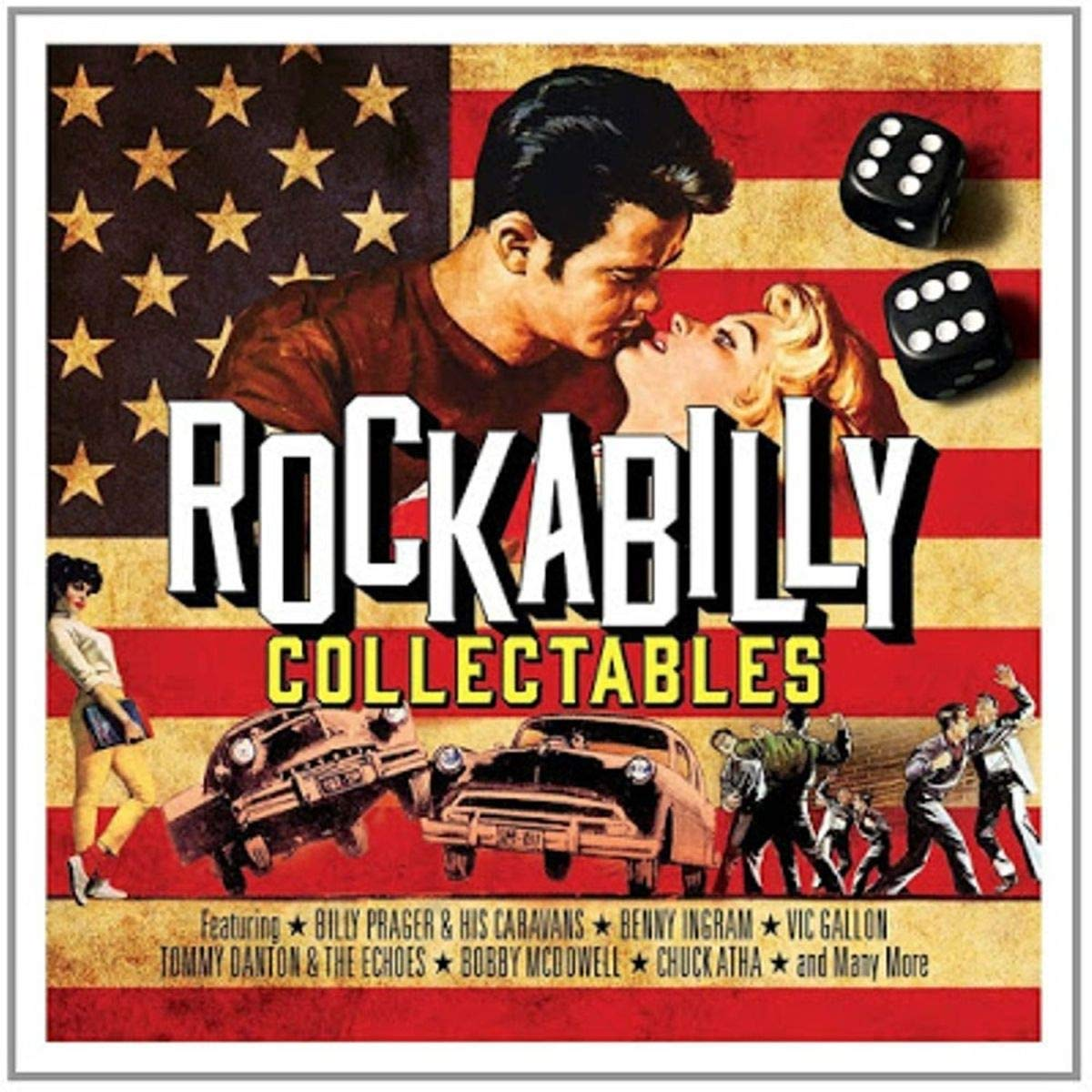 ROCKABILLY COLLECTABLES (2 CDS)