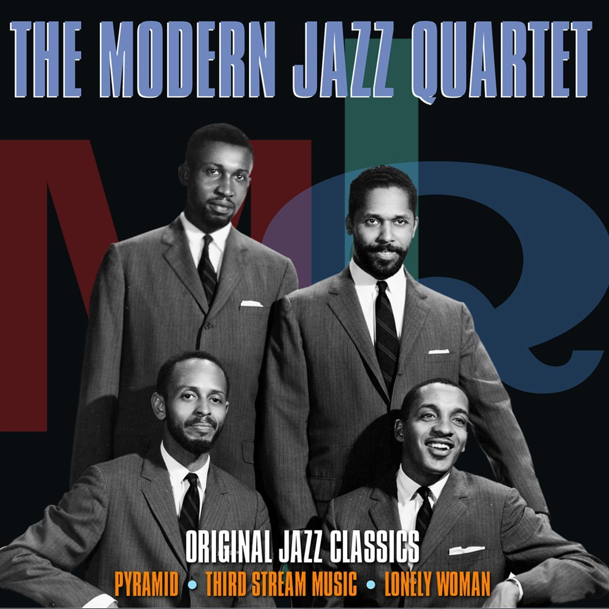 MODERN JAZZ QUARTET (3CD SET) Pyramid/Third Stream Music/Lonely Woman