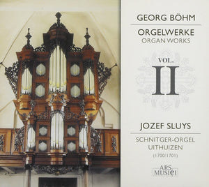BOHM: Organ Works 2 - SLUYS
